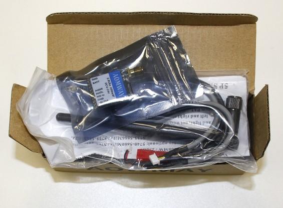 SCRATCH / DENT - Aomway Mini 200mW VTX und FPV Tuned 600TVL Kamera Combo (NTSC 2)