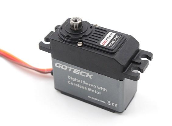SCRATCH / DENT - Goteck DC1614S Digital-MG High Torque STD Servo 53g / 16kg / 0.12sec