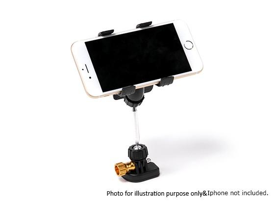 SCRATCH / DENT - Smartphone Sender Montagehalterung (Schwarz)