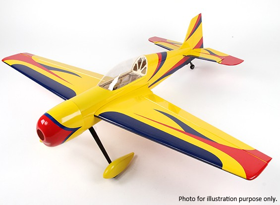SCRATCH / DENT - Hobbyking ™ Typhoon 3D Balsa 1250mm (ARF)