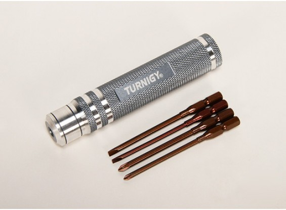 Turnigy Flat & Phillip Driver Set 4 in 1