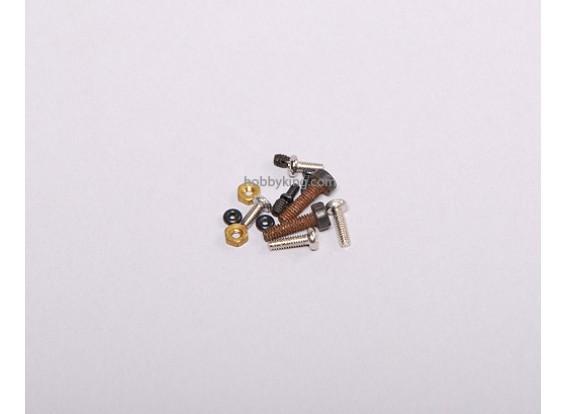 Schrauben für die Geschicklichkeit 3DX Hubschrauber