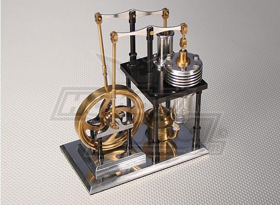 Stirling-Motor SE-1