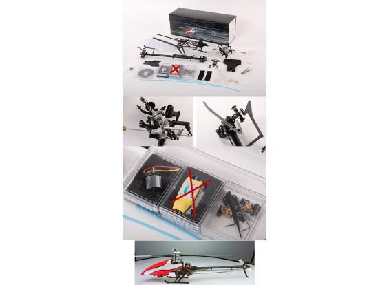 SJM 400-Pro F Combo Kit (inkl: Motor)