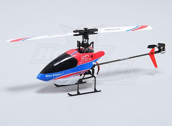 Solo PRO 100 3G Flybarless 3D Mirco Hubschrauber (US-Stecker) (Bind and Fly)