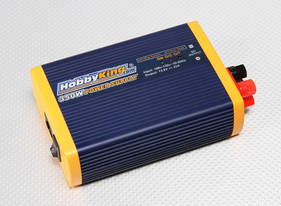 Hobbyking 350w 25A Stromversorgung (100V ~ 120V)