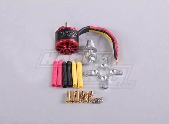 Turnigy 2627 Brushless Outrunner 1200KV