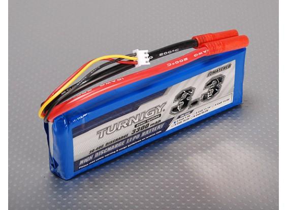 Turnigy 3300mAh 2S 30C Lipo-Pack
