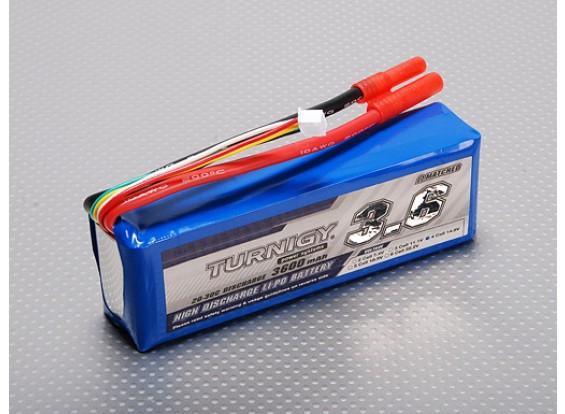 Turnigy 3600mAh 4S 20C Lipo-Pack