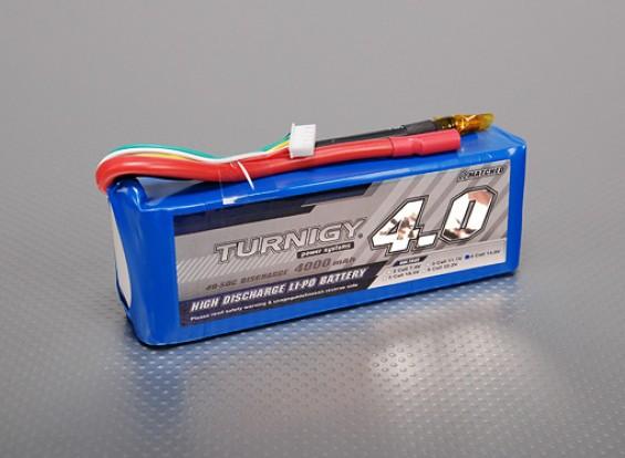 Turnigy 4000mAh 4S 40C Lipo-Pack