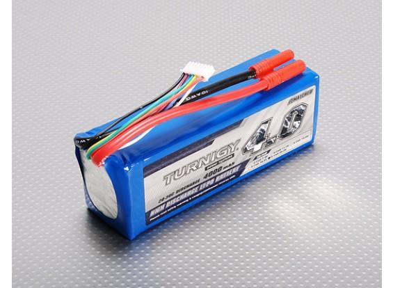 Turnigy 4000mAh 6S 20C Lipo-Pack
