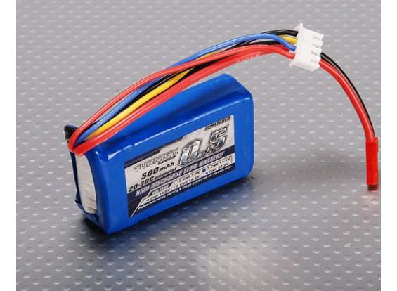 Turnigy 500mAh 3S 20C Lipo-Pack