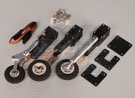 Turnigy DSR-A Einziehfahrwerk