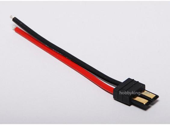 Traxxas kompatibel Stecker Male 14awg 10cm