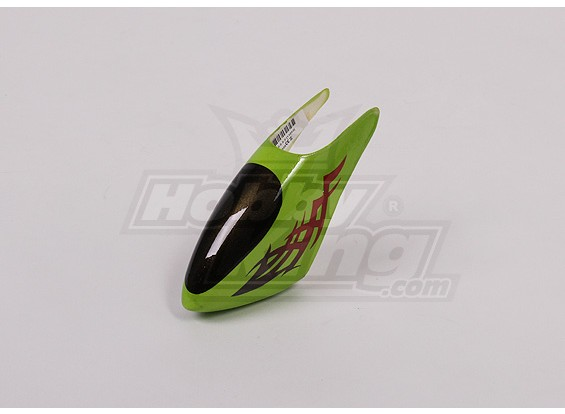 Fiberglass Canopy für Trex-250