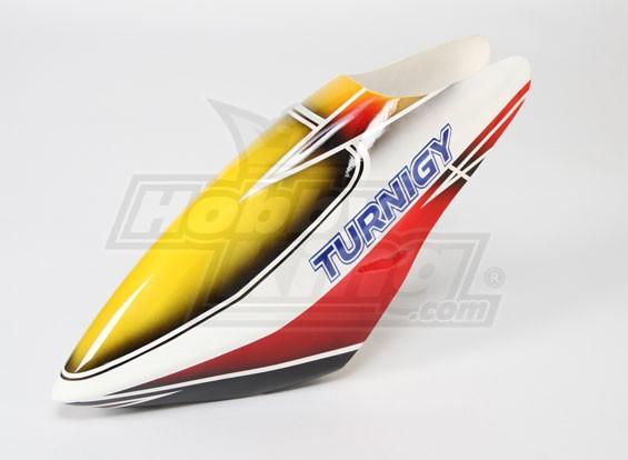 Fiberglass Canopy für T-rex 550E