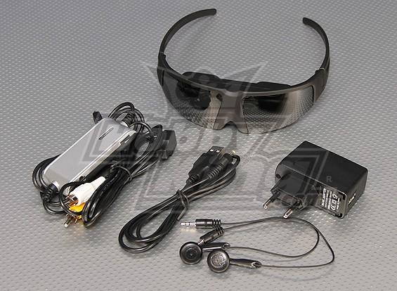 Turnigy BASIC FPV Goggles 428 x 240 Wide Screen