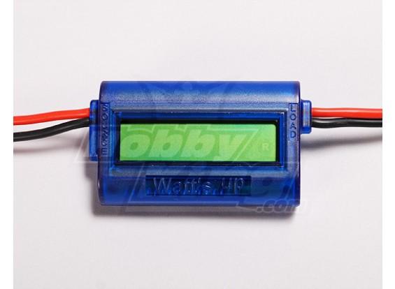 Watt Meter und Power Analyzer / Watt (Ver. 2)