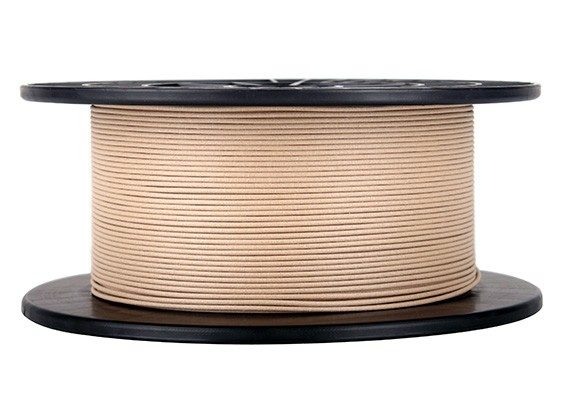 CoLiDo 3D-Drucker Filament 1.75mm PLA 1KG Spool (Wood)