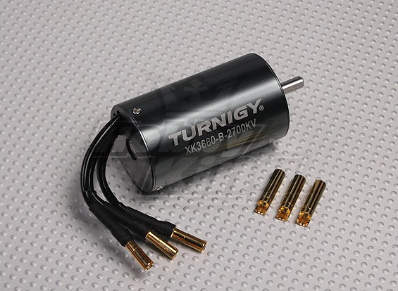 XK3660-B-2700KV Brushless Inrunner