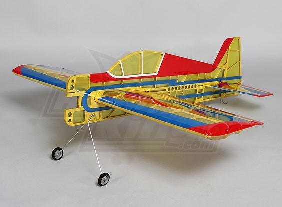 YAK 54 Profil 3D Balsa 780mm (ARF)