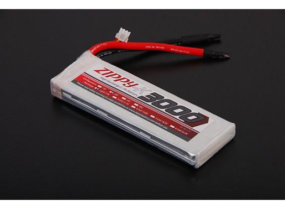 Zippy-K 3000mAh 2S1P 20-30C