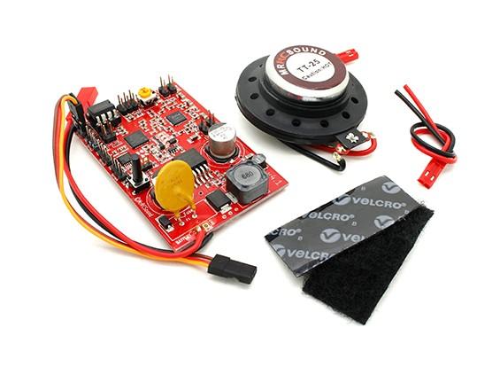MRRC Ton V4.1 Speakerless Sound System