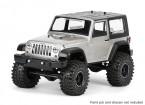 2009 JeepR Wrangler Klare Körper für Maßstab 1:10 Crawlers