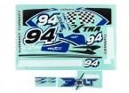 Durafly® ™ EFXtra - Sticker Set (Blue)