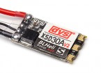 DYS XSD 30A V2 3-5S ESC with BLheliS and Dshot600/Dshot300 Compatible