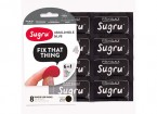 Sugru Mouldable Glue - Black and White
