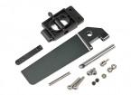 Aluminiumlegierung Seitenleitwerk-Set - Aqua & Relentless & Scott & RelentlessV2