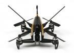 Rodeo 150 FPV Renn Quad RTF (schwarz / gold) FCC- M2 DEVO7 100MW / US Stecker