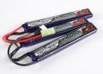 Turnigy Nano-Tech-2000mAh 3S 15 ~ 25C Lipo AIRSOFT-Pack