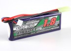 Turnigy Nano-Tech-1800mAh 2S 20 ~ 40C Lipo AIRSOFT-Pack