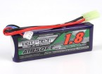 Turnigy Nano-Tech-1800mAh 2S 25 ~ 50C Lipo AIRSOFT-Pack