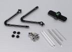 CNC-Legierung Prop Balancer für Propeller, EDF & Heli Welle / Klingen