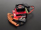 Turnigy Track 80A Turbo Sensored Brushless 1/12 1/10 ESC (ROAR genehmigt)