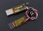 OrangeRX USB-Firmware-Update-Kit für JR / Futaba Stil Messumformerbaustein