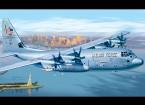 Italeri 1:72 C-130J Hercules Plastic Model Kit