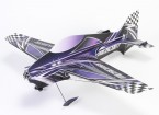 Mercury 3D-Flach Schaum Depron 900mm w / Motor (Kit)