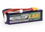 Turnigy Nano-Tech-1550mAh 6S 65 ~ 130C Lipo-Pack (450L Heli)