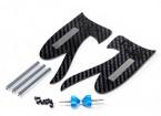 RJX Carbon-Faser-Präzisions-Magnet-Prop Balancer