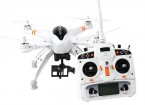 Walkera QR X350 PRO FPV GPS RC Quadcopter mit G-2D-Gimbal und DEVO 10 (Mode 2) (Ready to Fly)