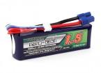 Turnigy 1500mAh 3S 30C Lipo (E-flite Kompatibel EFLB15003S & Losi Mini 8ight)
