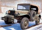 Italeri 1/35 Dodge-Mitarbeiter Auto WC 56 Plastikmodellbausatz