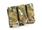 SWAT Molle M4 Triple-Mag Pouch (Multicam)
