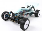 BSR Racing BZ-444 Pro 1/10 4WD Racing Buggy - 17.5T Auf Version (ARR)