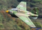 Durafly ™ Me-163 Komet 950mm Hochleistungs-Rocket-Fighter (Unpainted Kit Ausgabe)