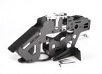 Sturm 450DFC Gürtel Flybarless 3D Hubschrauber Kohlenstoff und Metall Hauptrahmenmontage